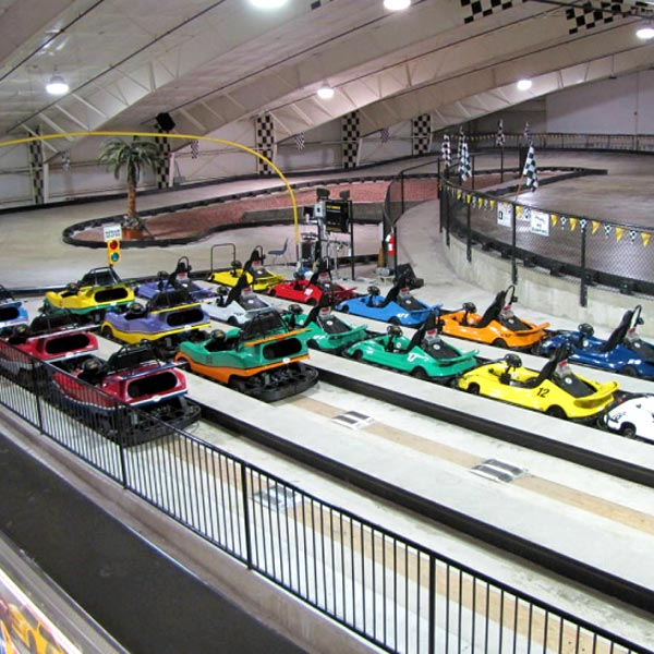 Indoor Go Carts