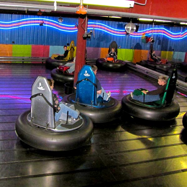 Lake George Bumper Cars