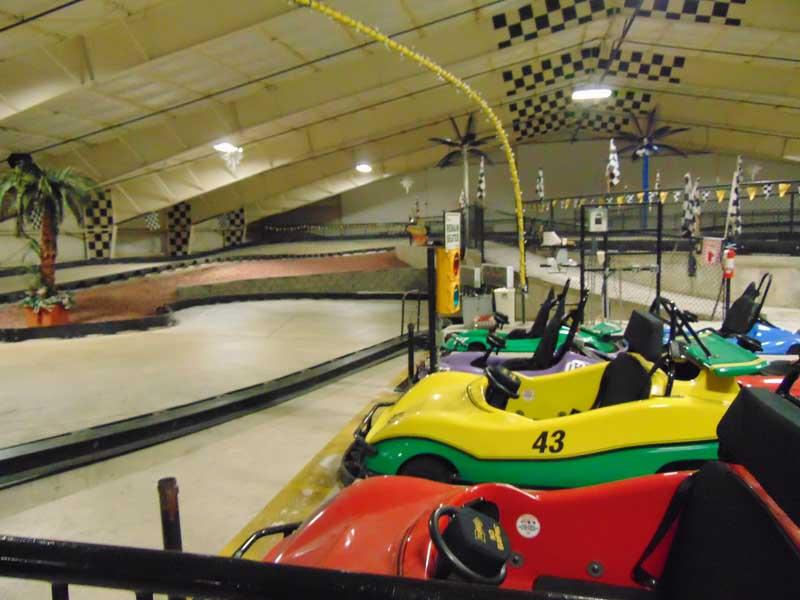 On track karting coupons